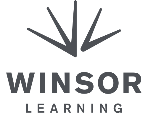 Winsor Learning Print Logo