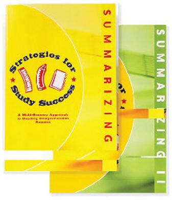 Strategies for Study Success: Summarizing II