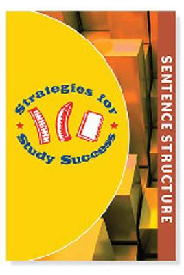 Strategies for Study Success: Sentence Structure