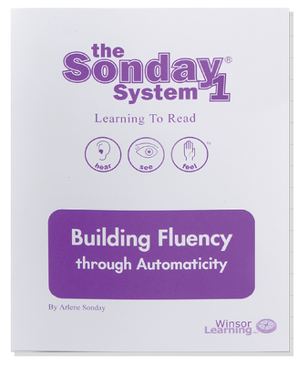 Building Fluency Workbook
