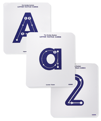Tactile Card Decks